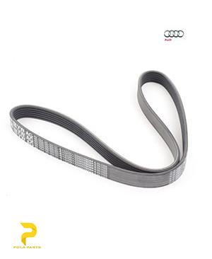 تسمه-دینام-آئودی-Q5-06L903137A-قیمت-خرید-لوازم-یدکی-قطعات-بدنه-اصلی-آلمانی-اورجینال-AUDI-Genuine