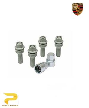 ست-قفل-چرخ-پورشه-کاین-95536105710-قیمت-خرید-فروش-لوازم-یدکی-قطعات-مصرفی-بدنه-اصلی-آلمانی-اورجینال-porsche-Genuine-wheel-lock-set-cayenne