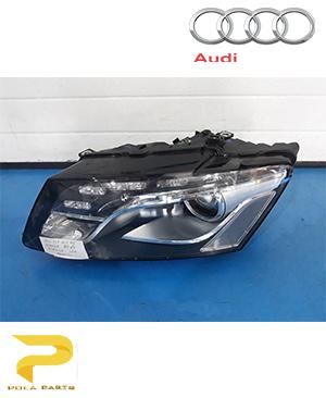 چراغ-جلو-سمت-چپ-آئودی-8R0941003AN-Q5-قیمت-خرید-فروش-لوازم-یدکی-قطعات-مصرفی-بدنه-اصلی-آلمانی-اورجینال-audi-Genuine-light-external