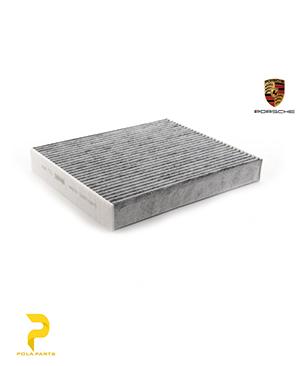 فیلتر-هوای-کابین-پورشه-پانامرا-97057362300-قیمت-خرید-لوازم-یدکی-قطعات-بدنه-اصلی-آلمانی-اورجینال-porsche-Genuine-panamera