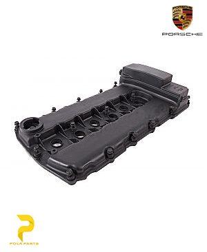 درب-سوپاپ-پورشه-کاین-95810513531-قیمت-خرید-فروش-لوازم-یدکی-قطعات-مصرفی-بدنه-اصلی-آلمانی-اورجینال-porsche-Genuine-cayyene-valve-cover-