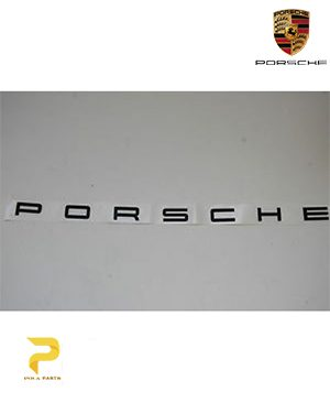 لوگوی-عقب-پورشه-کاین-مدل-95855968702-قیمت-خرید-لوازم-یدکی-قطعات-بدنه-اصلی-آلمانی-اورجینال-porsche-Genuine-cayenne-rear