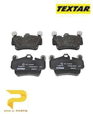 لنت-عقب-پورشه-باکستر-99735193905-قیمت-خرید-فروش-لوازم-یدکی-قطعات-مصرفی-بدنه-اصلی-آلمانی-اورجینال-porsche-Genuine-textar-brake-pad-911-boxster-cayman-disc