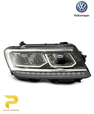 چراغ-جلو-تیگوان-5NB941773B-خرید-فروش-لوازم-یدکی-مصرفی-بدنه-اکسسوری-آلمانی-واردات-قطعات-اورجینال-اصلی-جانبی-خودرو-ماشین-بورس-قیمت-Genuine-volkswagen-tiguan-led-headlight-passat-beetle