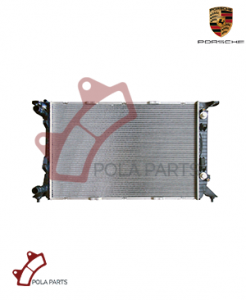 رادیاتور آب پورشه ماکان مدل ۲۰۱۴ تا ۲۰۱۷ – ۸K0121251AH